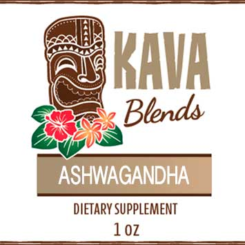 Happy Kava Ashwagandha Kava Tincture