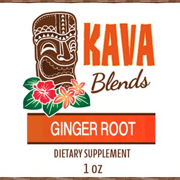Happy Kava Ginger Tincture