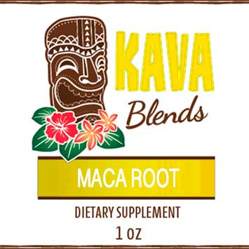 Happy Kava Maca Root Tincture