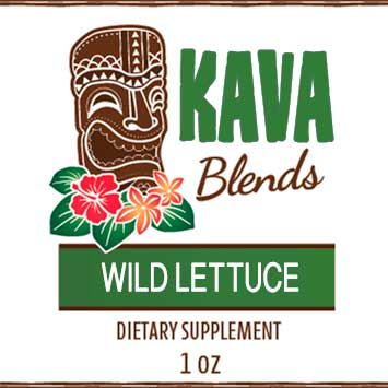 Happy Kava Wild Lettuce Tincture